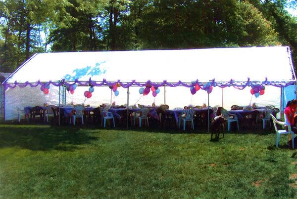 Clark New Jersey   Party Tent Rentals